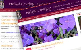 healing website